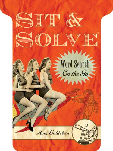 Sit & Solve Word Search On the Go (Sit & Solve Series)