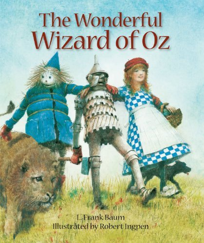 The Wonderful Wizard of Oz (Sterling Illustrated Classics)