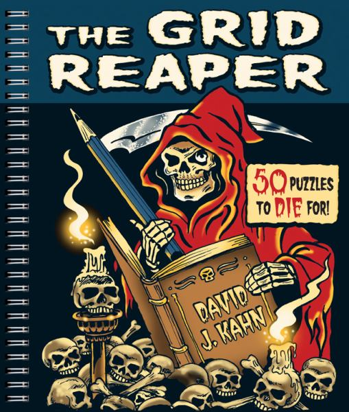 The Grid Reaper: 50 Crosswords to Die For