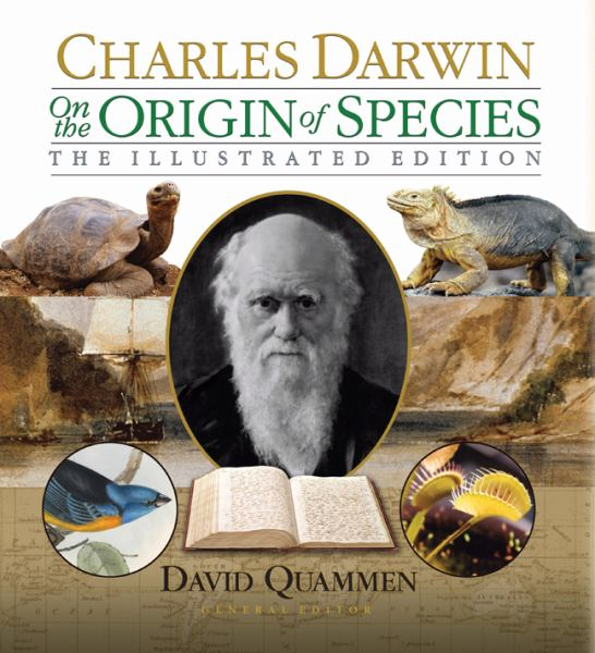 Charles Darwin on the Origin of Species (Illustrated Edition)