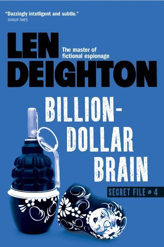 Billion-Dollar Brain (Secret File)