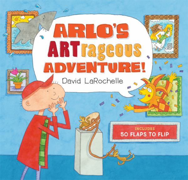 Arlo's Artrageous Adventure!