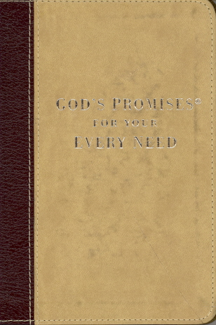 God's Promises for Your Every Need, Deluxe Edition: NKJV