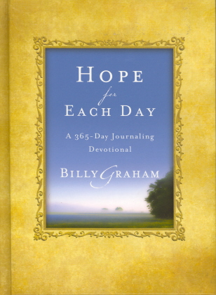 Hope for Each Day: A 365-Day Journaling Devotional