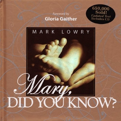 Mary Did You Know? (CD Included)
