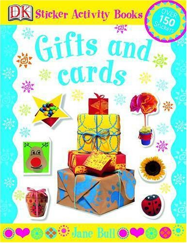 Gifts And Cards (Sticker Activity Book)