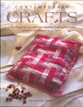 Contemporary Crafts - The Only Guide You Will Ever Need to Creating Beautiful Projects For Your Home