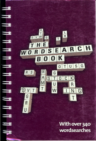 The Wordsearch Book (Spiral Wordsearch)