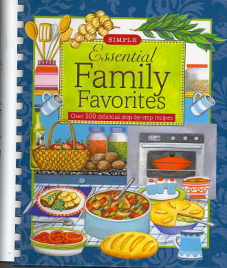 Essential Family Favorites (Simple Cooking)