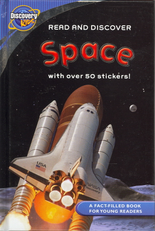 Read And Discover Space (Discovery Kids)