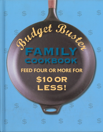 Budget Buster Family Cookbook