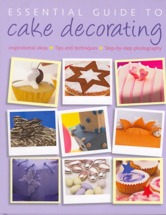 The Essentials Of Cake Decorating Book : Suggestions