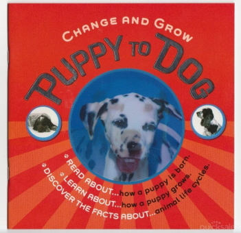 Puppy to Dog (Change and Grow)