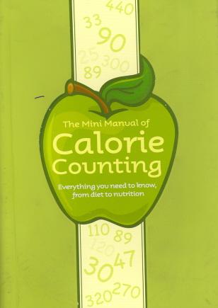 The Mini Manual of Calorie Counter