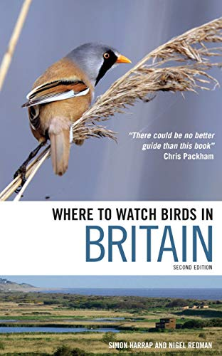 Where to Watch Birds in Britain (Second Edition)