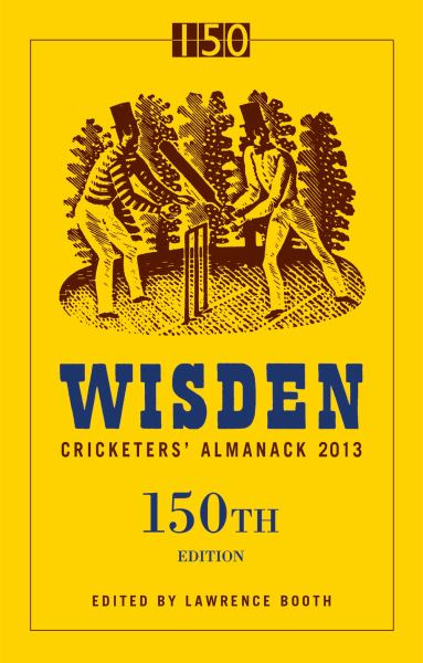 2013 Wisden Cricketers' Almanack