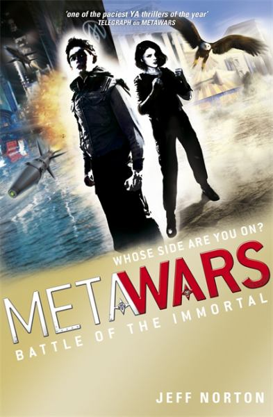 Battle of the Immortal (MetaWars)