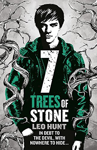Seven Trees of Stone (Thirteen Days of Midnight Trilogy, Bk. 3)