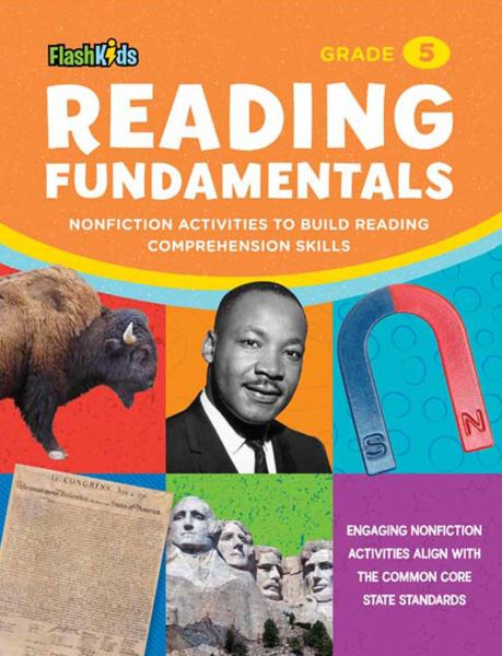 Reading Fundamentals (FlashKids, Grade 5)