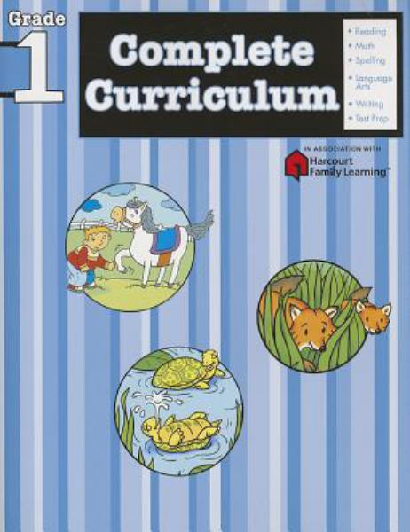 Complete Curriculum (Harcourt Family Learning, Grade 1)