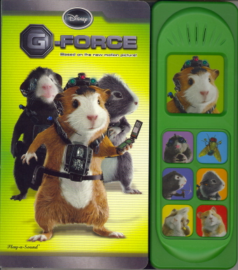 G-Force (Play-A-Sound)
