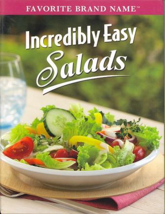 Incredibly Easy Salads (Favorite Brand Names)