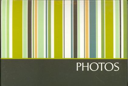 Photos Album: Green With Stripes