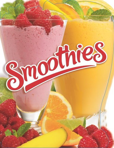 Smoothies (Shaped Board Book)