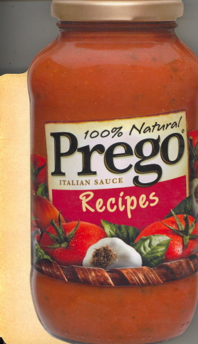 Prego:Italian Sauce Recipes