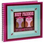 Best Friends Forever Scrapbook Activity Book