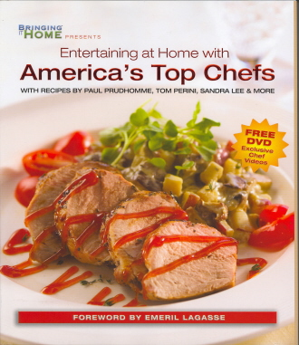 Entertaining at Home with America's Top Chefs (DVD Included)  Bringing It Home