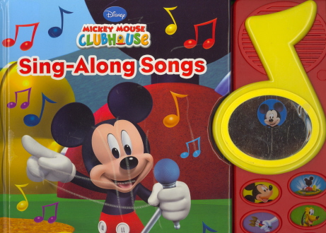 Sing-Along Songs (Disney Mickey Mouse Club House)