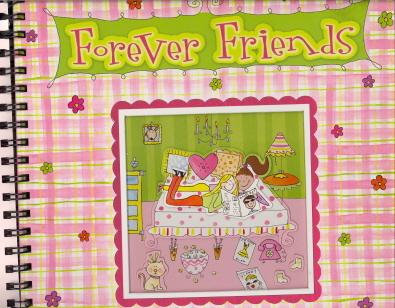 Forever Friends (Scrapbook Activity Book)