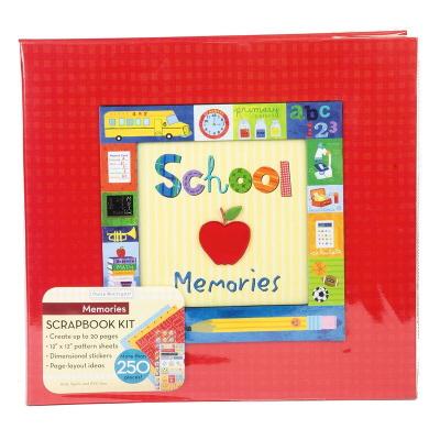 Memories Scrapbook (School Memories)