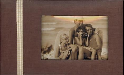 Brown Photo Album (Small)