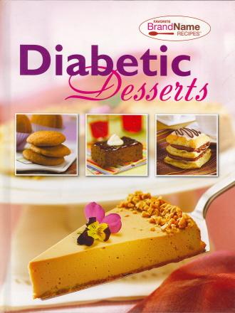 Diabetic Desserts (Favorite Brand Name Recipes)