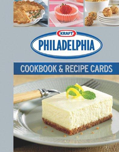 Philadelphia Cookbook & Recipe Cards