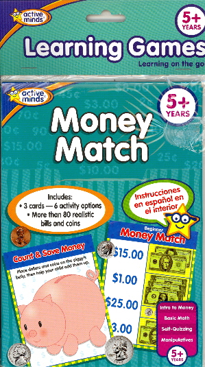 Learning Games - Money Match