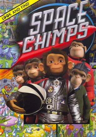 Space Chimps (Look and Find)