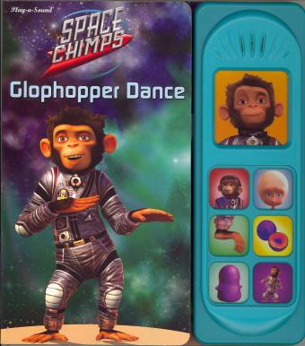 Glophopper Dance (Space Chimps, Play-A-Sound)