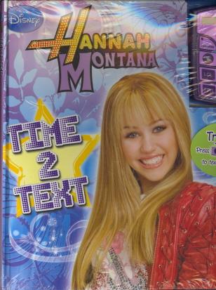Time 2 Text (Hannah Montana)