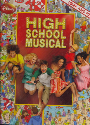 High School Musical (Disney Look And Find)