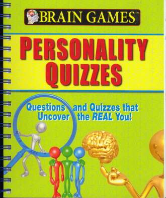 Personality Quizzes (Brain Games)