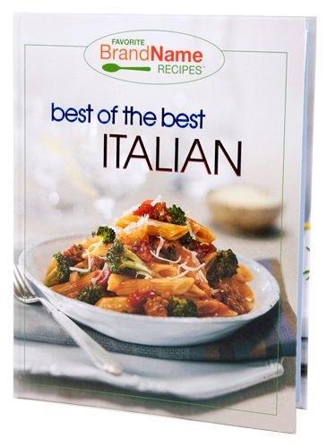Best of the best Italian (Favorite Brand Name Recipes)
