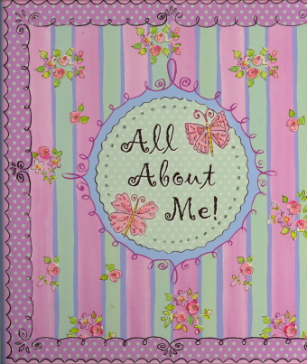 All About Me! Scrapbook