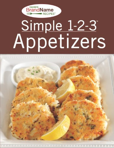 Simple 1-2-3 Appetizers