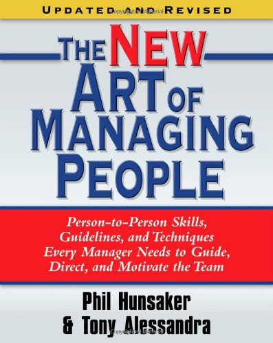 The New Art of Managing People (Updated And Revised)