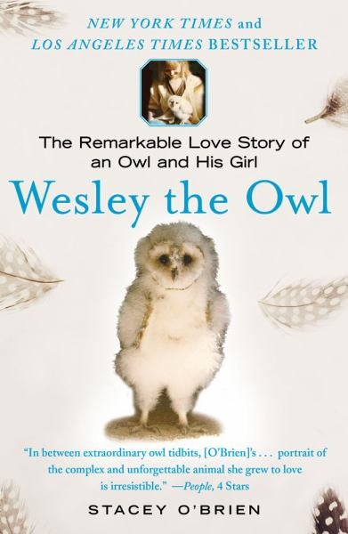 Wesley the Owl:The Remarkable Love Story of an Owl and His Girl