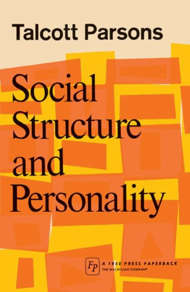 Social Structure and Person