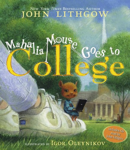 Mahalia Mouse Goes To College
